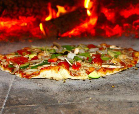 Camping avec pizzeria