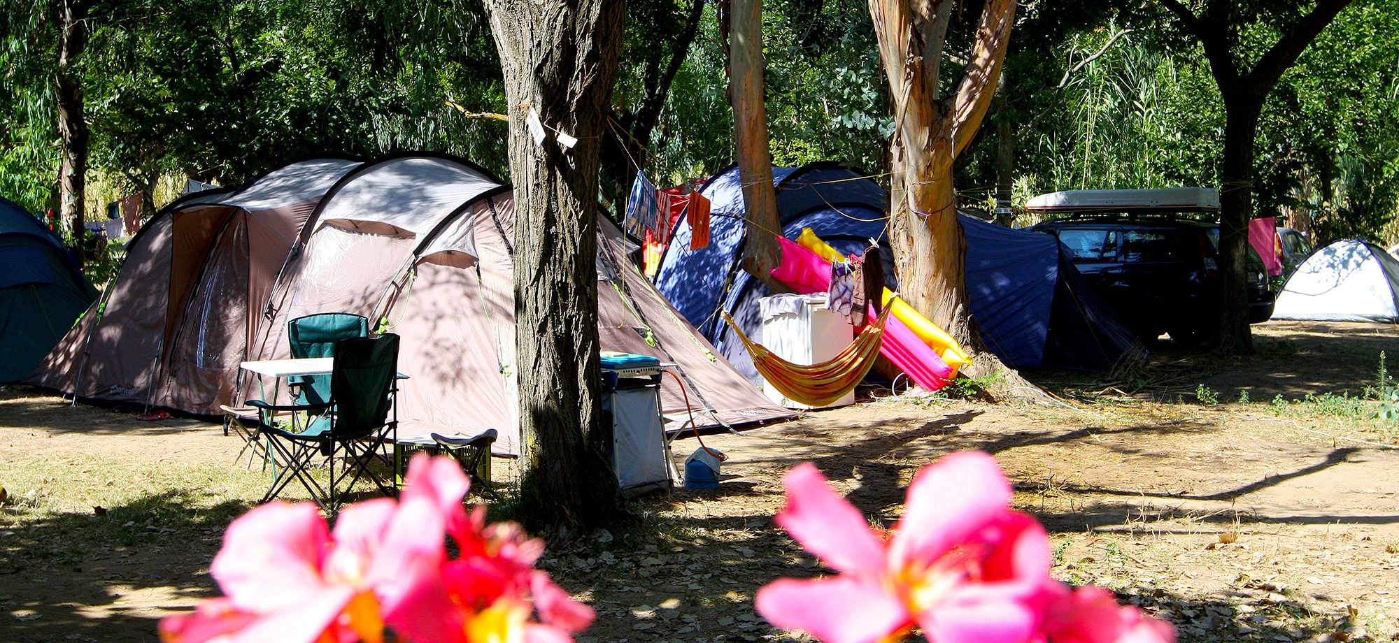 Emplacement camping 3 étoiles Giens