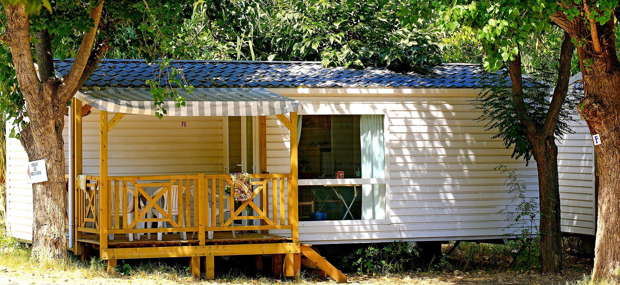 Location mobil-home sur la Presqu'île de Giens