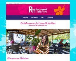 Restaurant Le Solarium